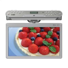 15 inch Widescreen TFT Under-the-Cabinet DVD/CD Player with Digital TV and Radio