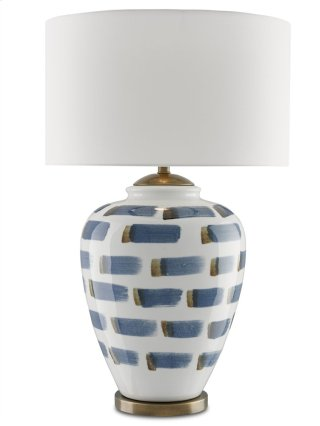 Brushstroke Table Lamp - 32.5h