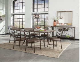 Emmons 7-piece Rectangle Dining Set