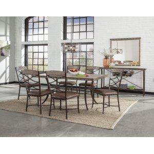 Hillsdale FurnitureEmmons 7-piece Rectangle Dining Set