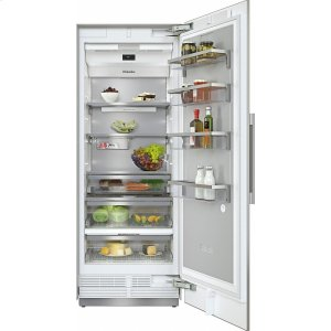 MieleK 2801 SF MasterCool refrigerator For high-end design and technology on a large scale.