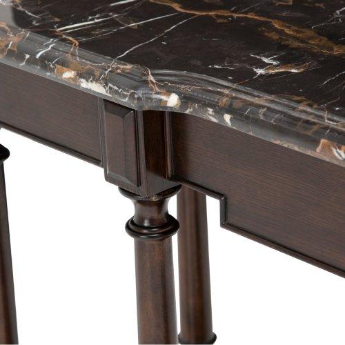 Aristocrat Console Table Cordovan