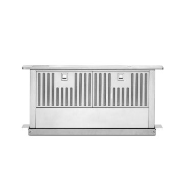 "30"" Retractable Downdraft System, 600 CFM - Stainless Steel"