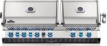 Built-in Prestige PRO 825 RBI Infrared Bottom & Rear Burners Stainless Steel , Natural Gas