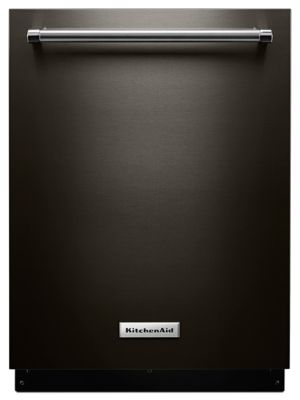KitchenAid Integrated Dishwasher - KDTE104EBS