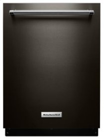 46 dBA Dishwasher with ProWash™ Cycle - Black Stainless