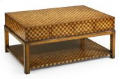 Checkerboard Coffee Table