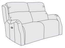 Derek Power Motion Loveseat