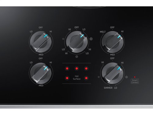 "36"" Electric Cooktop"
