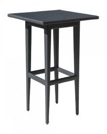 """Onyx 24"""" Square Pub Table"""