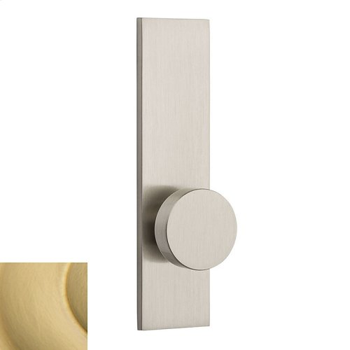 Contemporary K010 Knob Screen Door