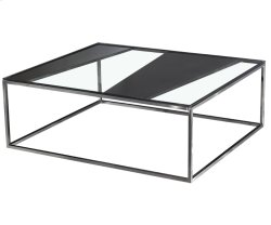 Random Rectangular Cocktail Table