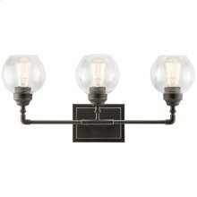 Niles Collection Niles 3 Light Bath Light OZ