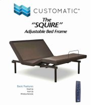 Squire Adjustable Bed Product Image