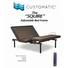 Squire Adjustable Bed