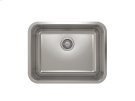 "Stainless steel kitchen sink With rounded corners [2""] Product Image"