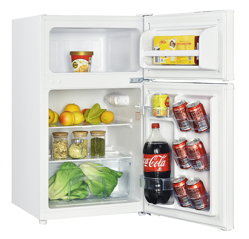 RA31B0W Avanti 3.1 CF Two Door Counterhigh Refrigerator ...