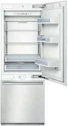 "30"" Built-In Bottom-Freezer B30BB830SS Benchmark Series - Stainless Steel Product Image"