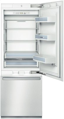 "30"" Built-In Bottom-Freezer B30BB830SS Benchmark Series - Stainless Steel"