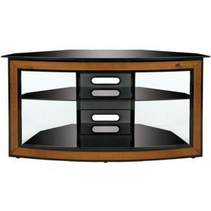 BelloCorner-Fit Cherry Wood Trim Audio/Video System