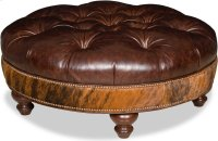 Bradington Young Blake Cocktail Ottoman 527-OT Product Image