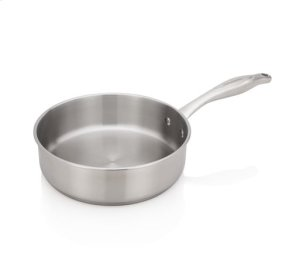 3 quart Stainless Saute Pan