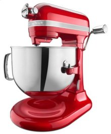 Pro Line® Series 7 Quart Bowl-Lift Stand Mixer - Candy Apple Red