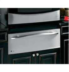 """(FLOOR MODEL DISCONTINUED 2 LEFT ONLY)GE Profile 30"""" Warming Drawer"""