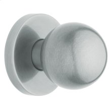Satin Chrome 5041 Estate Knob