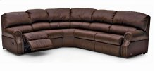 Charleston Reclining Sectional