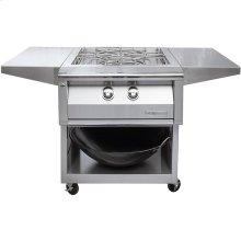 """24"""" Cart for Versapower Cooker"""