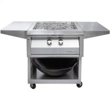 "24"" Cart for Versapower Cooker"