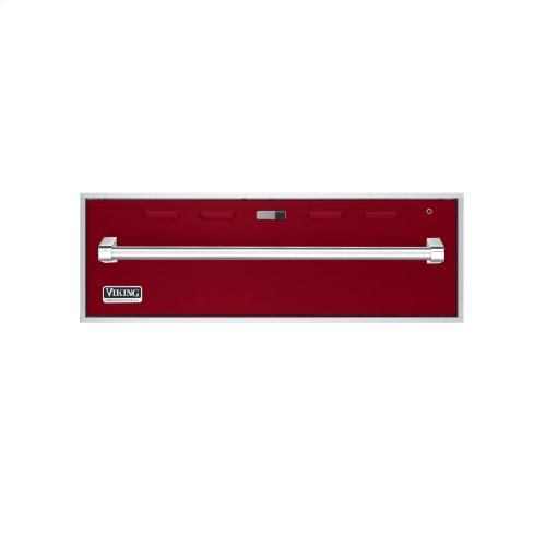 "Apple Red 30"" Professional Warming Drawer - VEWD (30"" wide)"