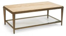 Seville Rectangular Coffee Table
