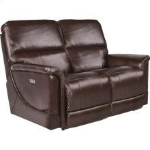 Oscar PowerRecline La-Z-Time Full Reclining Loveseat