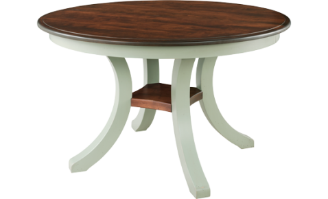 Harrison Table Solid Top