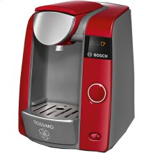 TASSIMO Hot Beverage System rubin red
