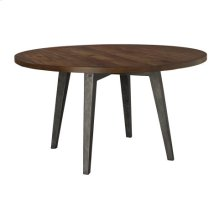 "Monterey Point 48"" Round Splayed Leg Dining Table"