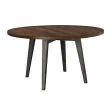 "Monterey Point 48"" Round Splayed Leg Dining Table"