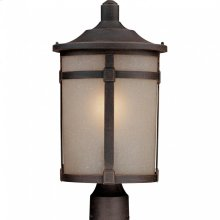 St. Moritz AC8643BZ Outdoor Post Light