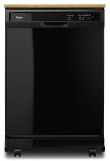 PORTABLE DISHWASHER, 4 IN CONSOLE