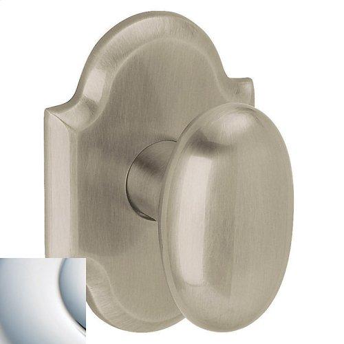 Polished Chrome 5024 Oval Knob