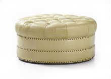 Fairbanks Tufted Cocktail Ottoman