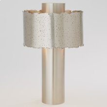 Melting Table Lamp-Antique Nickel