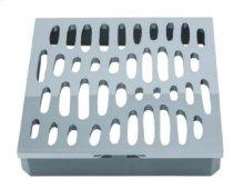 Mountain Re-Vive - Designer Series Dreamtime Shower Grid (Plastic Sleeve) - Brushed Nickel