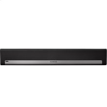 Black- The mountable soundbar for TV, films, music, and more.