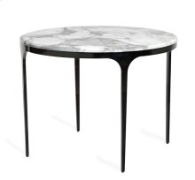 Camilla Center/ Dining Table - Arabescato