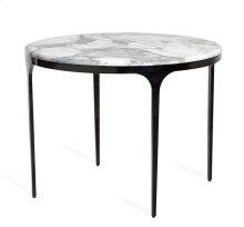 Camilla Center/ Dining Table - Arabescato