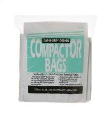 "15"" Heavy Duty Compactor Bags (12)"