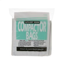 "15"" Heavy Duty Compactor Bags (12)"